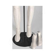 Figurína INVISIBLE, pár dámskych nôh