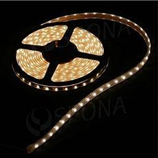 LED diódový pásik samolepiaci 300 x LED teplá biela 12V/2A, 5 m