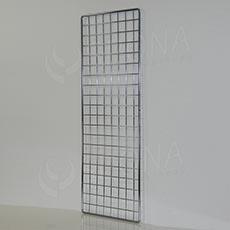 Sieť 5 mreža1 150 x 50 cm, chróm