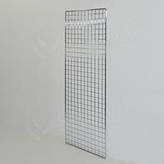 Sieť 5 mreža1 150 x 60 cm, chróm