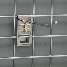 SIEŤ 5 háčik 150 mm (G54), chróm