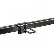 VARIANT háčik dvojitý PRO, dĺžka 100 mm, chróm (AC)