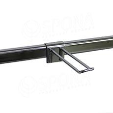 VARIANT háčik dvojitý PRO, dĺžka 150 mm, chróm (AC)