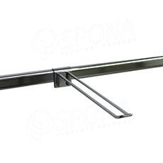 VARIANT háčik dvojitý PRO, dĺžka 250 mm, chróm (AC)