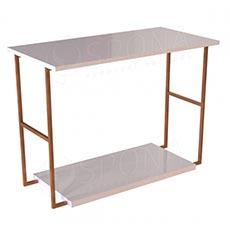 Cuadro 400, stolík výstavný komplet, 120 x 60 x 90 cm