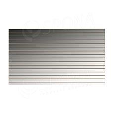 SLAT panel 240 x 120 /10 terminál, bez insertov, akryl. zrkadlo (mirror)