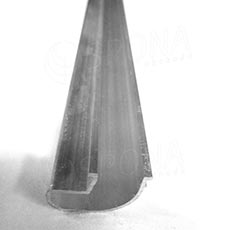 SLAT ART insert C - ALU 43, 120 cm