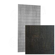 SLAT ARK panel 120x240 cm, 15, bez insertov, antik 3D