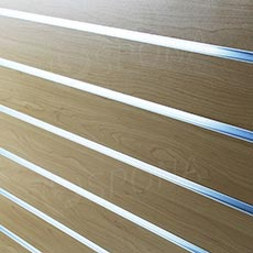 SLAT DREAM panel 120,5 x 122 cm, 15, bez insertov, javor (maple)
