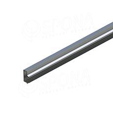 SLAT insert PROMO - ALU 0,6 mm, dĺžka 244 cm