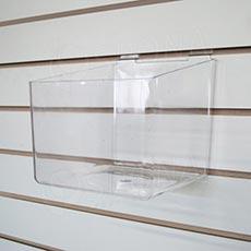 SLAT box 200 x 200 mm, plast