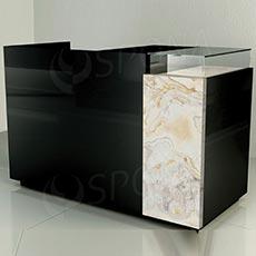 Pult predajný DUO 160 x 70 x 100 cm