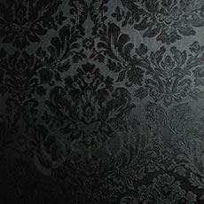 Pult predajný UNO - čelný panel, čierny damašek