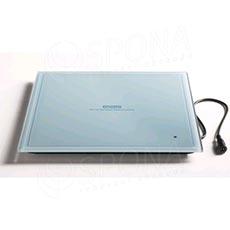 Bezpečnostný deaktivátor papierových etikiet 8,2 MHz, sklenená doska